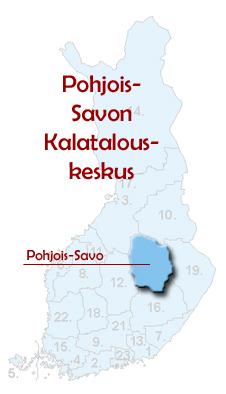 Pohjois Savo Pohjois Savon Kalatalouskeskus Ry