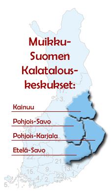 Etusivu Pohjois Savon Kalatalouskeskus Ry